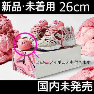 サッカニー(SAUCONY)の【新品🧠】END.x Saucony Azura2000 The Brain(スニーカー)