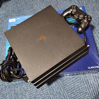 プレイステーション4(PlayStation4)のSONY playstation 4 pro 1TB CUH-7100B(家庭用ゲーム機本体)