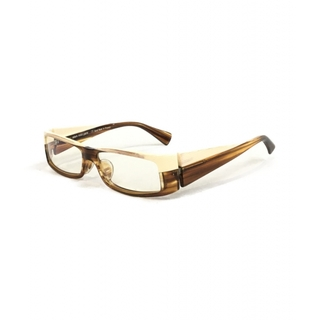 アランミクリ(alanmikli)のアランミクリ alain mikli 伊達眼鏡   A0412-08 メンズ(サングラス/メガネ)