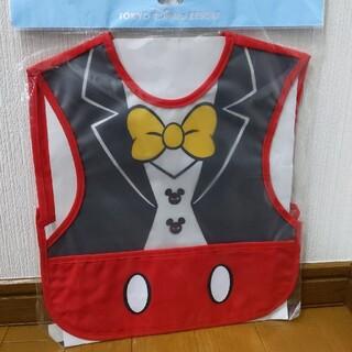 ミッキーマウス(ミッキーマウス)のミッキー スタイ (ベビースタイ/よだれかけ)