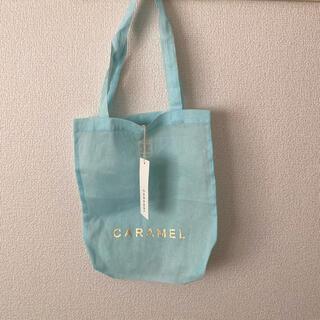 Caramel baby&child  - caramel 新品未使用シアートートバッグ☆タグ付き
