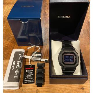 ジーショック(G-SHOCK)のCASIO G-SHOCK GW-B5600BC-1BJF(腕時計(デジタル))