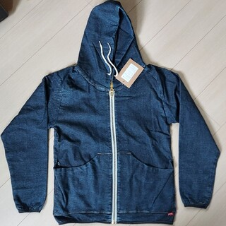 ネイタルデザイン(NATAL DESIGN)のNATAL DESIGN DENIM SWEAT PARKA (パーカー)
