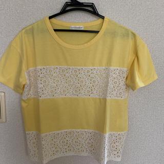 アーヴェヴェ(a.v.v)のa .v .v    半袖Tシャツ(Tシャツ(半袖/袖なし))