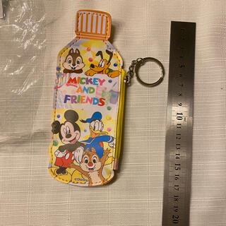ディズニー(Disney)のミッキー ドナルド コインケース キーホルダー(コインケース/小銭入れ)
