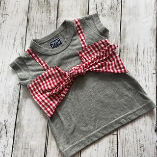 ラゲッドワークス(RUGGEDWORKS)のRUGGED WORKS 80㎝ Tシャツ(Tシャツ)