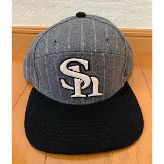 福岡ソフトバンクホークス - ソフトバンクホークス キャップ'47
