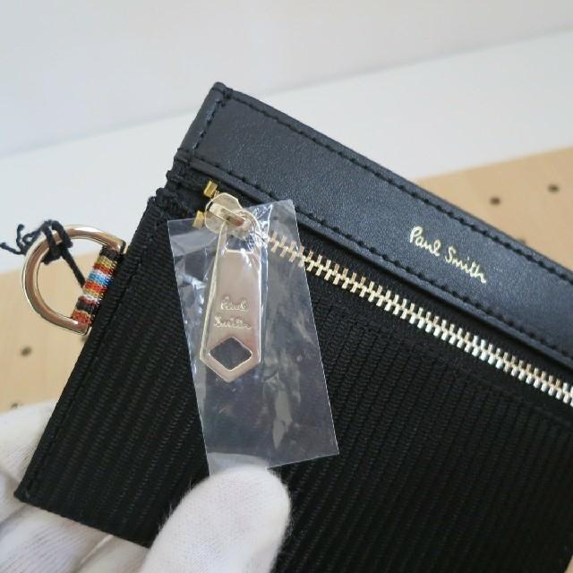 Paul Smith(ポールスミス)のポールスミス新品未使用ミニ財布 メンズのファッション小物(折り財布)の商品写真