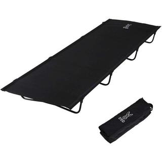 ドッペルギャンガー(DOPPELGANGER)の26日まで¥8370【新品】DOD バッグインベッド CB1-510K ブラック(寝袋/寝具)