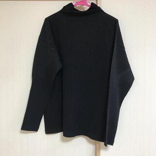 イッセイミヤケ(ISSEY MIYAKE)の3 HOMME PLISSE ISSEY MIYAKE ハイネック BASIC(Tシャツ/カットソー(七分/長袖))