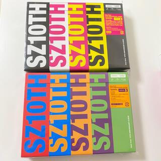 セクシー ゾーン(Sexy Zone)のSexy Zone SZ10TH 初回盤 AB セット(ポップス/ロック(邦楽))