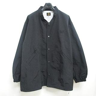 ニードルス(Needles)のニードルス 21SS S.C. SUR COAT コーチジャケット 黒 M(ブルゾン)