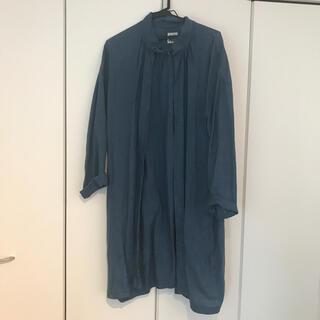 イデー(IDEE)のpool いろいろの服 リボンコート(その他)