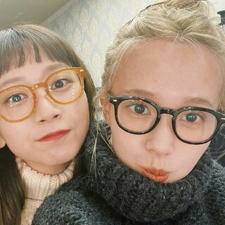 Zoff - Zoff しばさきちゃんコラボメガネ