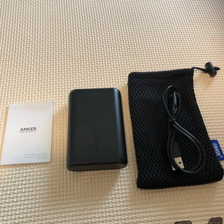 Anker PowerCore 10000 (バッテリー/充電器)