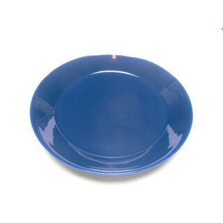イッタラ(iittala)の廃盤☆iittalaイッタラ☆ティーマ☆プレート(ブルー)(食器)