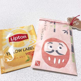 リプトン 紅茶セット(茶)