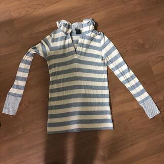 ダブルスタンダードクロージング(DOUBLE STANDARD CLOTHING)の薄手トップス(Tシャツ(長袖/七分))