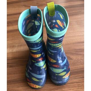 クッカ(kukkA)のレインブーツ キッズ レインシューズ クッカヒッポ kukka hippo19(長靴/レインシューズ)
