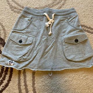 チャムス(CHUMS)のスウェットスカート(ひざ丈スカート)