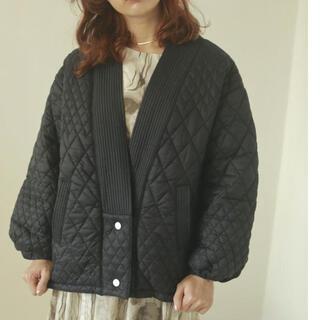 pocher quilting jacket(ダウンジャケット)