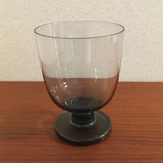 イッタラ(iittala)のイッタラ  レンピ グレー 廃盤(グラス/カップ)