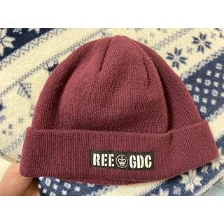 ジーディーシー(GDC)のGDC ネット帽 帽子(ニット帽/ビーニー)