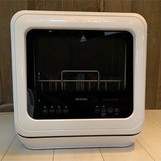 アイリスオーヤマ(アイリスオーヤマ)のアイリスオーヤマ 食洗機 IRIS PZSH-5T-W(食器洗い機/乾燥機)