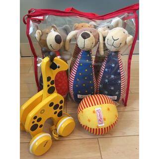 ブリオ(BRIO)の501様専用ボーネルンド&BRIO おもちゃ(知育玩具)