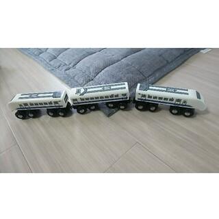 ブリオ(BRIO)のBRIO 木製新幹線(知育玩具)