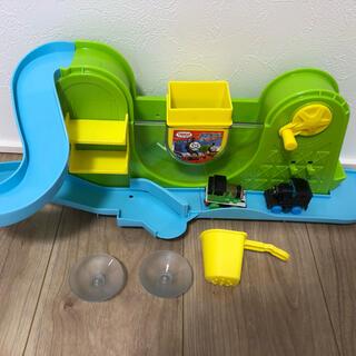 パイロット(PILOT)のお風呂DEミニカー☆機関車トーマス(お風呂のおもちゃ)