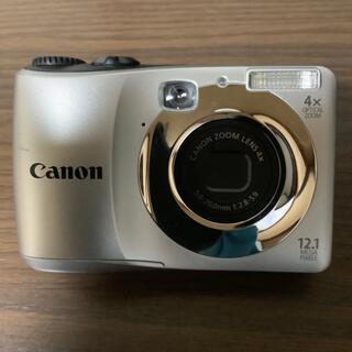 キヤノン(Canon)のCanon PowerShot A1200 単3電池対応デジカメ(コンパクトデジタルカメラ)