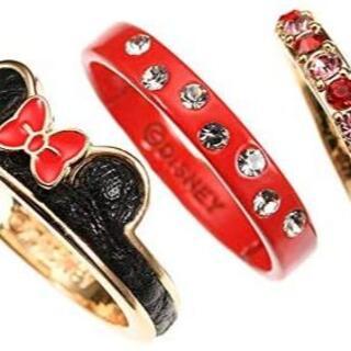 ディズニー(Disney)のディズニーストア 指輪 リング ミニー ボディ Autumn&Winter(リング(指輪))