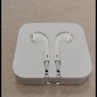 アップル(Apple)の新品 AppleのiPod/iPhoneイヤフォン(ジャックプラグ)(ヘッドフォン/イヤフォン)