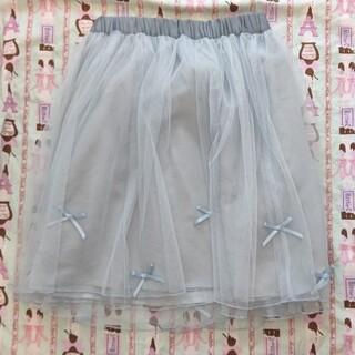 エミリーテンプルキュート(Emily Temple cute)のチュールスカート(ひざ丈スカート)