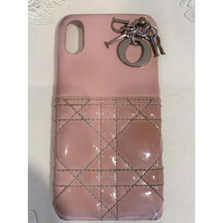 クリスチャンディオール(Christian Dior)のDior iPhoneX XSケース❤︎(iPhoneケース)
