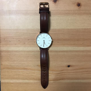 ダニエルウェリントン(Daniel Wellington)の腕時計 ダニエルウェリントン 40mm(腕時計(アナログ))