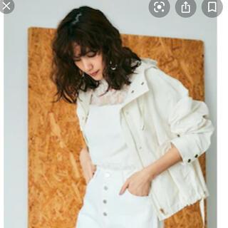 フレイアイディー(FRAY I.D)のフレイID♡ほぼ新品♡マウンテンパーカー♡(マウンテンパーカー)