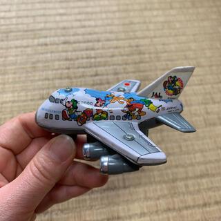 ジャル(ニホンコウクウ)(JAL(日本航空))のJAL ディズニー航空機プラモ(キャラクターグッズ)