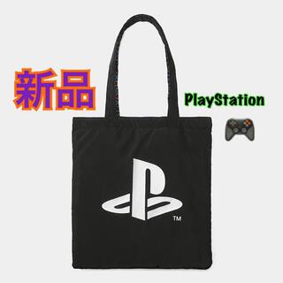 ジーユー(GU)の⭐️新品未使用⭐GU  PlayStation トートバック(トートバッグ)