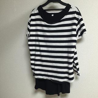ムジルシリョウヒン(MUJI (無印良品))のマタニティ 授乳服(マタニティウェア)