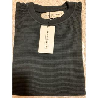 シンゾーン(Shinzone)のshinzoneワッフルプルオーバー ブラック(Tシャツ(長袖/七分))