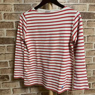 オーシバル(ORCIVAL)のorcival ボーダー ロングTシャツ 品番50(Tシャツ(長袖/七分))