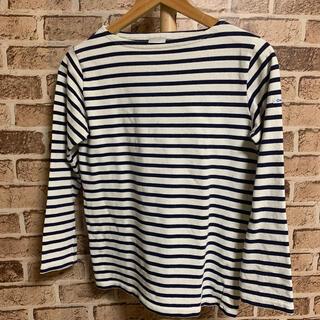 オーシバル(ORCIVAL)のorcival  ロングTシャツ ボーダー 品番50(Tシャツ(長袖/七分))
