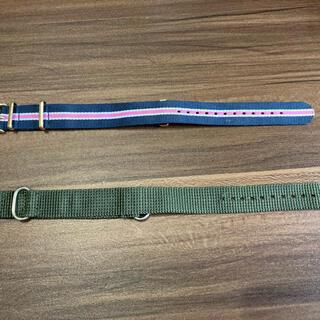 タイメックス(TIMEX)のTIMEX 腕時計替えベルト(腕時計)