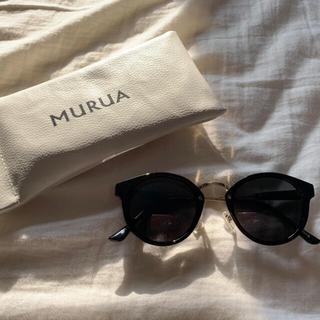 ムルーア(MURUA)のMURUA サングラス(サングラス/メガネ)