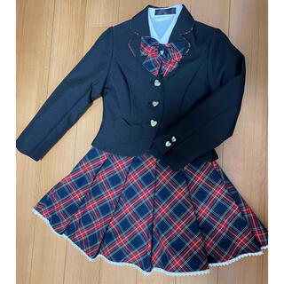 ヒロミチナカノ(HIROMICHI NAKANO)のhiromichi nakano 120cm 女子スーツ(ドレス/フォーマル)