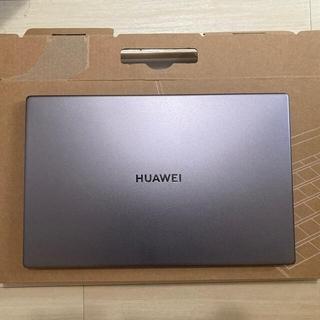 ファーウェイ(HUAWEI)の本体 HUAWEI MateBook D 15 (ノートPC)