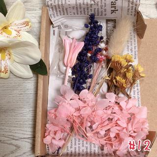 花材 #12(ドライフラワー)