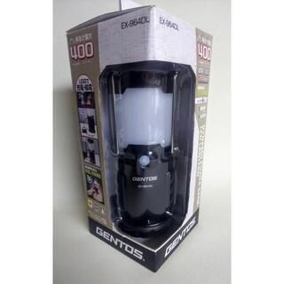 ジェントス(GENTOS)の【未使用】GENTOS(ジェントス) LED ランタン EX-964DL(ライト/ランタン)